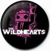 WILDHEARTS (RADIOHEAD) Badges