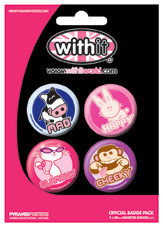 WITHIT Badge Pack