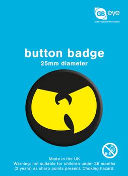 WU TANG CLAN - logo Badge