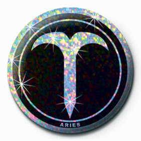 ZODIAC - Aries Badges