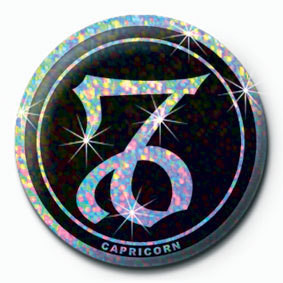 ZODIAC - Capricone Badge