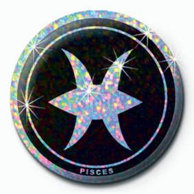 ZODIAC - Pisces Badges