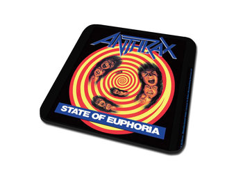 Bases para copos Anthrax - State Of Euphoria