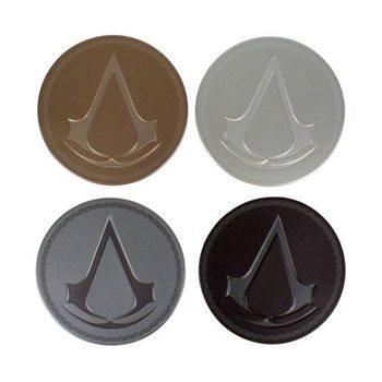 Bases para copos  Assasins Creed - Logo