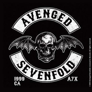 Bases para copos Avenged Sevenfold - Deathbat Crest