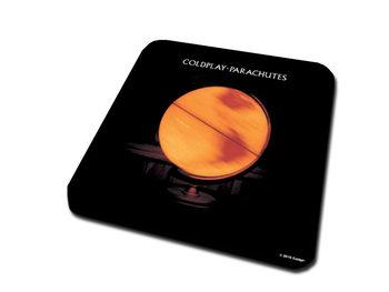 Bases para copos  Coldplay – Parachutes Album Cover