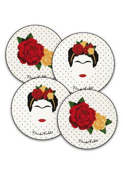 Bases para copos Frida Kahlo - Minimalist
