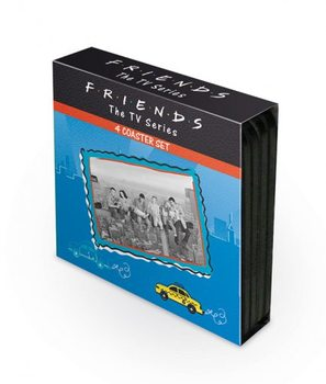 Bases para copos Friends TV