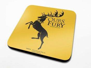 Bases para copos  Game of Thrones - Baratheon