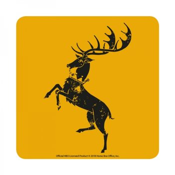 Bases para copos  Game of Thrones – Baratheon
