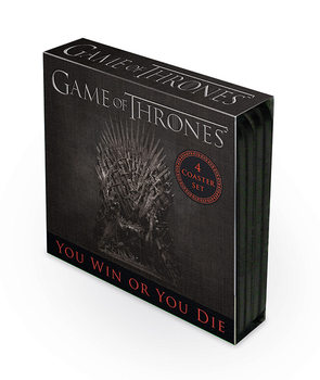 Bases para copos Game of Thrones