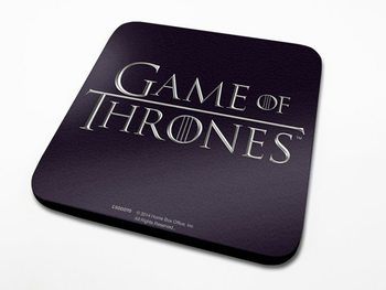 Bases para copos Game of Thrones - Logo
