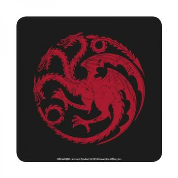 Bases para copos  Game of Thrones - Targayen