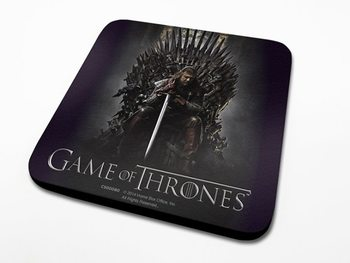Bases para copos Game of Thrones - Throne
