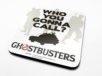 Bases para copos Ghostbusters - Who You Gonna Call?