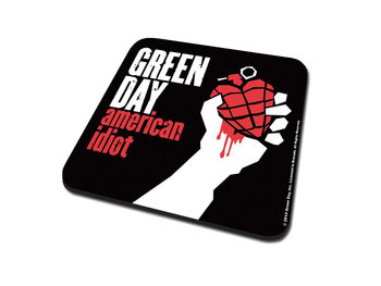 Bases para copos Green Day – American Idiot