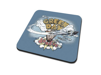 Bases para copos  Green Day – Dookie