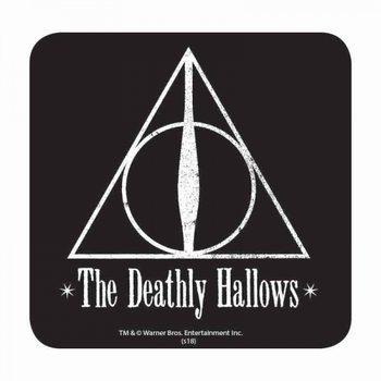 Bases para copos  Harry Potter - Deathly Hallows