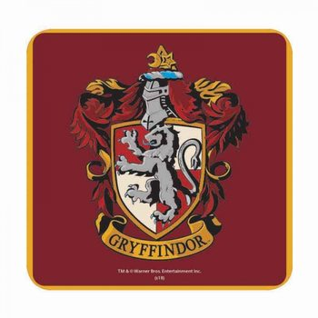 Bases para copos Harry Potter - Gryffindor