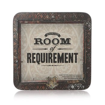 Bases para copos Harry Potter - Room of Requirement