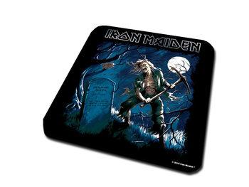 Bases para copos  Iron Maiden – Benjamin Breeg