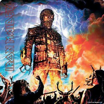 Bases para copos Iron Maiden – Wicker Man