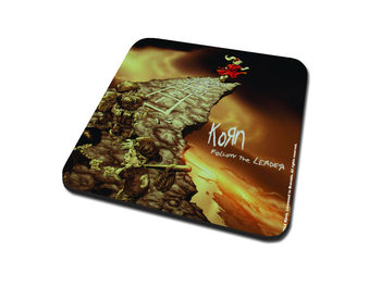 Bases para copos  Korn -  Follow the leader