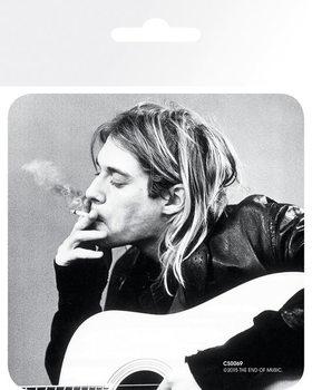 Bases para copos Kurt Cobain - Smoking