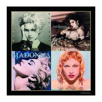 Bases para copos  Madonna – Album Montage Inc Groove & Virgin