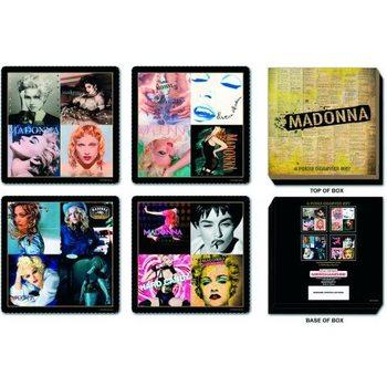 Bases para copos  Madonna – Mix