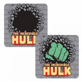 Bases para copos  Marvel - Hulk