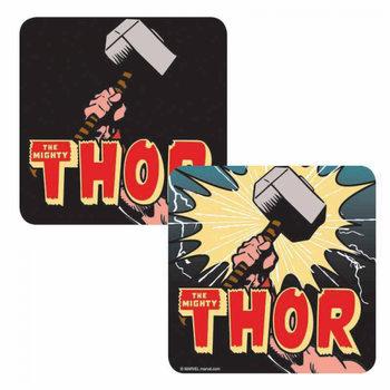 Bases para copos  Marvel - Thor