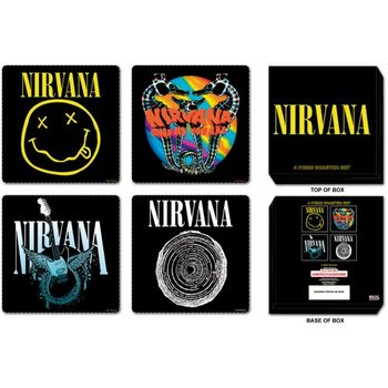 Bases para copos  Nirvana – Mix