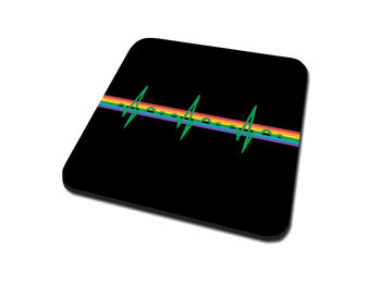 Bases para copos  Pink Floyd – Dark Side Of The Moon Inner Cover