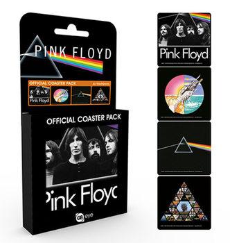 Bases para copos Pink Floyd - Mix