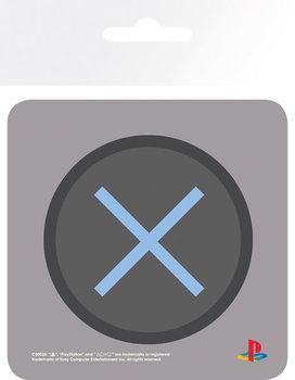 Bases para copos Playstation - X