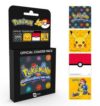 Bases para copos  Pokemon - Mix