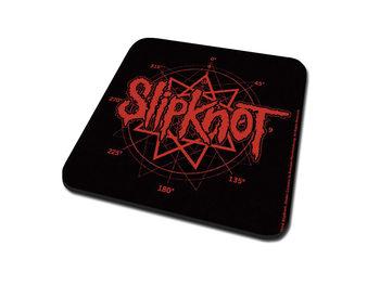 Bases para copos Slipknot – Logo