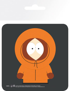 Bases para copos South Park - Kenny
