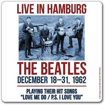 Bases para copos The Beatles - Hamburg