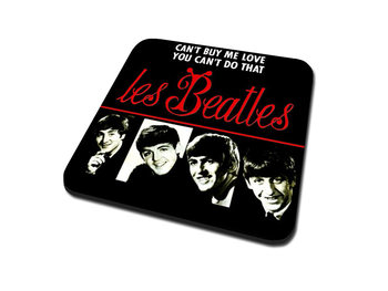 Bases para copos The Beatles – Les Beatles