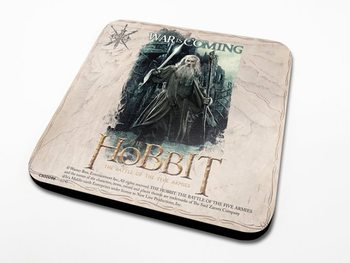 Bases para copos The Hobbit 3: Battle of Five Armies - Gandalf