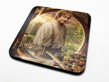 Bases para copos The Hobbit - Bilbo