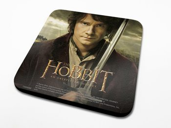 Bases para copos The Hobbit - Doorway