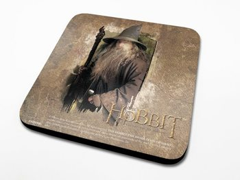 Bases para copos The Hobbit - Gandalf