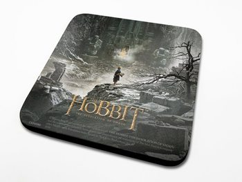 Bases para copos The Hobbit – One Sheet