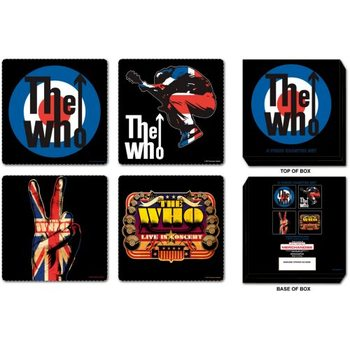 Bases para copos  The Who – Mix