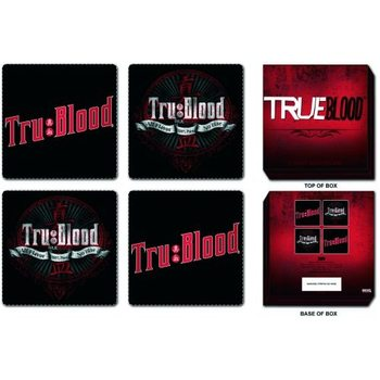 Bases para copos  True Blood