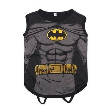 Roupa para cão Batman