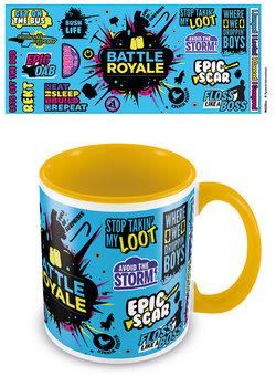 Mug Battle Royale - Infographic